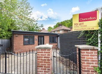 Thumbnail 1 bed detached bungalow to rent in Grays Road, Headington