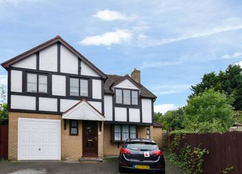Thumbnail 4 bed detached house for sale in Brindle Gate, Sidcup