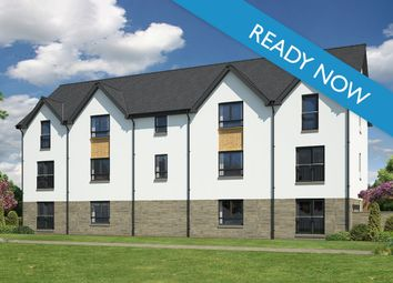 Thumbnail 2 bed flat for sale in 1 Nethergray Entry, Dykes Of Gray, Dundee