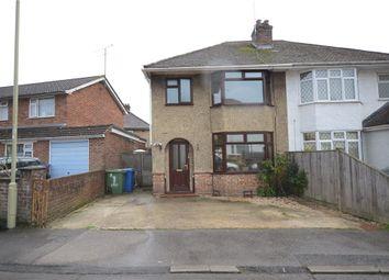 Thumbnail 4 bed semi-detached house for sale in Chrismas Place, Aldershot, Hampshire