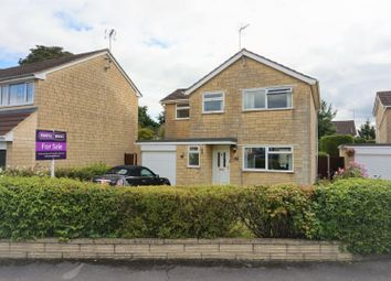 Thumbnail 4 bed detached house for sale in Sarum Road, Chippenham