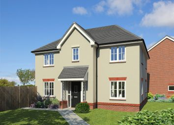 Thumbnail 4 bed detached house for sale in The Brandon Special, Frome Road, Bruton, Somerset