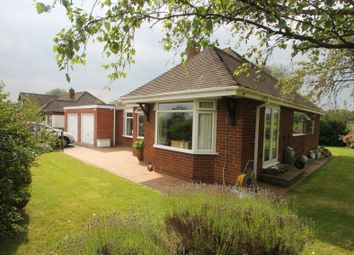 Thumbnail 3 bedroom detached bungalow for sale in Cross Houses, Shrewsbury