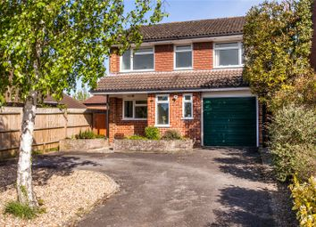 Thumbnail 3 bed detached house for sale in Stoney Lane, Winchester, Hampshire