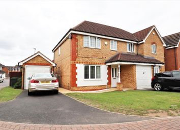 Thumbnail 3 bed semi-detached house for sale in Great Meadow, Tipton