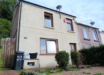 Thumbnail 3 bed end terrace house for sale in Old Road, Neath