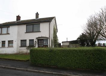 Thumbnail 3 bed semi-detached house for sale in Jordanstown, Clough, Down