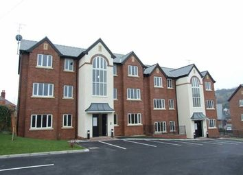 Thumbnail 2 bed flat to rent in Gwenllys, Holywell