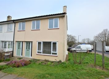 Thumbnail 3 bed end terrace house for sale in Canons Gate, Harlow