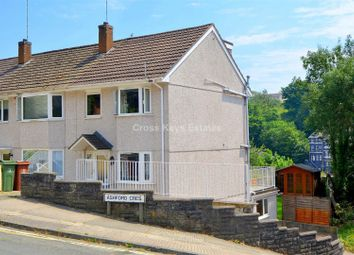 Thumbnail 3 bed property for sale in Ashford Crescent, Mannamead, Plymouth