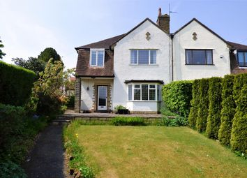 Thumbnail 4 bed semi-detached house for sale in View Road, Keighley