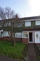 Thumbnail 3 bedroom terraced house to rent in Sydney Close, West Bromwich