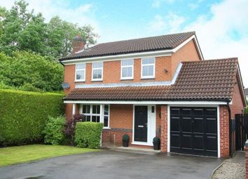 Thumbnail 4 bed detached house for sale in Healaugh Way, Chesterfield, Derbyshire