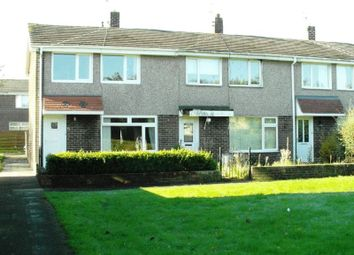 Thumbnail 3 bed terraced house for sale in Mile Road, Widdrington, Morpeth