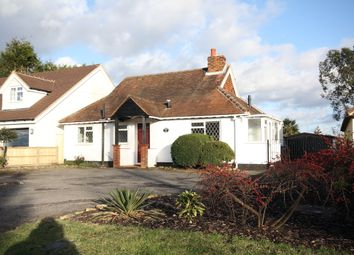 Thumbnail 3 bed bungalow to rent in Downsview Avenue, Woking