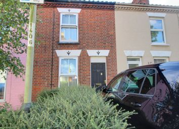 Thumbnail 2 bedroom terraced house for sale in Leonards Street, Norwich