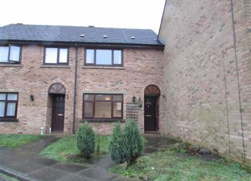 Thumbnail 2 bedroom terraced house to rent in Jubilee Gardens, New Mills, High Peak