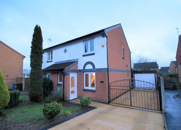 2 bed semi-detached house for sale in Mandeen Grove, Mansfield NG18