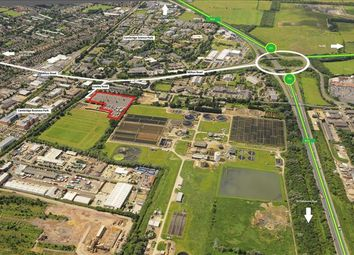 Thumbnail Land to let in Former Park & Ride Site, Cowley Road, Cambridge