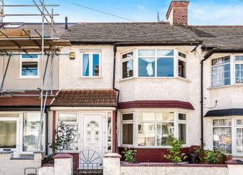 Thumbnail 3 bedroom terraced house for sale in Milton Road, Mitcham