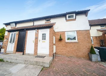 Thumbnail 3 bed terraced house for sale in Howards Way, Newton Abbot, Devon