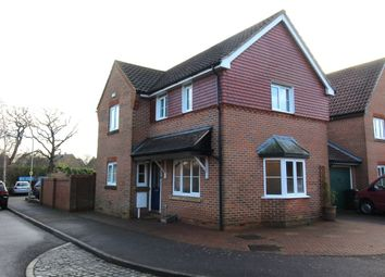 Thumbnail 3 bed detached house to rent in Wood Lane, Kingsnorth, Ashford