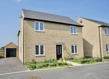 Thumbnail 4 bed detached house for sale in Barleyfield Way, Huntingdon, Cambridgeshire.