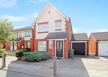 Thumbnail 3 bed detached house for sale in Merbury Road, West Thamesmead
