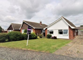 Thumbnail 3 bed bungalow for sale in Whitehouse Drive, Long Stratton, Norwich
