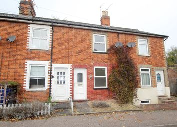 Thumbnail 1 bed terraced house for sale in Crowland Road, Haverhill