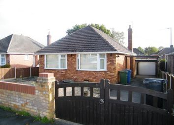 Thumbnail 2 bed bungalow for sale in Coventry Crescent, Poole
