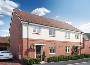 Thumbnail 3 bed semi-detached house for sale in Bedford Road, Houghton Regis, Dunstable