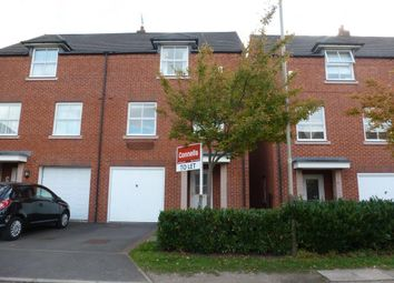 Thumbnail 4 bed semi-detached house to rent in Goldhill Gardens, Leicester