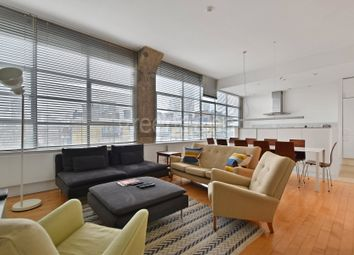 Thumbnail 1 bed property to rent in Canal Building, 135 Shepherdess Walk, London