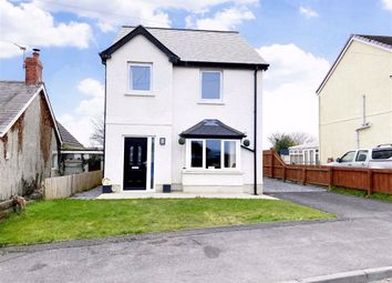 Thumbnail 4 bed detached house for sale in Carway, Kidwelly