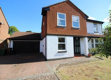 Thumbnail 4 bed detached house for sale in Northcliffe Close, Worcester Park