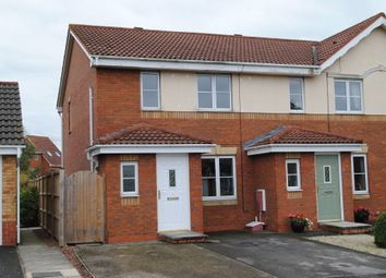 Thumbnail 3 bed end terrace house to rent in Swift Drive, Scawby Brook, North Lincolnshire