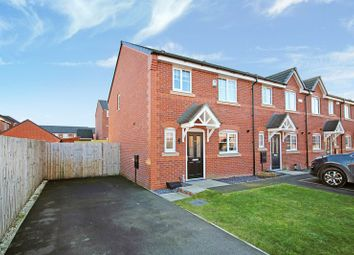 Thumbnail 3 bed semi-detached house for sale in Adam Street, Heywood