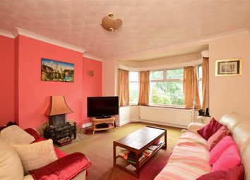 Thumbnail 4 bed semi-detached house for sale in Downsway, Southwick, West Sussex