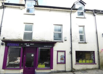 Thumbnail 3 bed terraced house for sale in Fore Street, Camelford