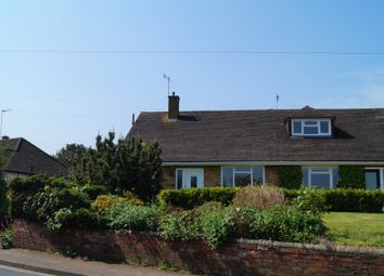 Thumbnail 3 bed semi-detached bungalow for sale in Camp Hill Road, Worcester