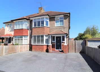 Thumbnail 2 bed flat for sale in Westdean Road, Broadwater, Worthing