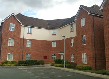 Thumbnail 2 bed flat for sale in Malahide Court, Widnes, Cheshire
