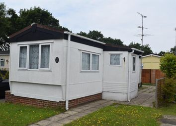 Thumbnail 1 bed mobile/park home for sale in Mytchett Park Road, Camberley