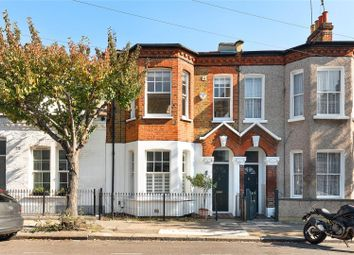 Thumbnail 4 bedroom end terrace house for sale in Stanley Grove, Battersea, London