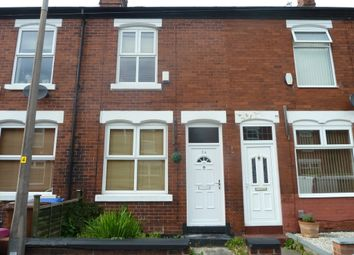 Thumbnail 2 bed terraced house to rent in Winifred Road, Stockport