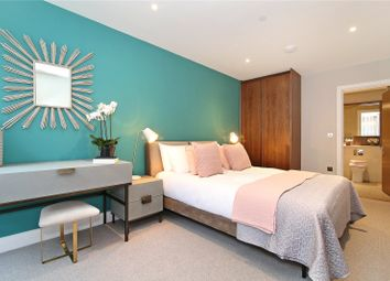 Thumbnail 2 bed flat for sale in Greenview Court, Merrick Road, Southall, London