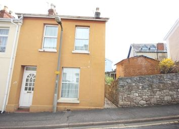 Thumbnail 2 bed end terrace house for sale in Prospect Terrace, Newton Abbot
