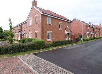 Thumbnail 3 bed semi-detached house to rent in Trowbridge Close, Swindon