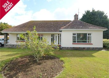 Thumbnail 3 bed detached bungalow for sale in Garfield, Rue Du Friquet, Castel